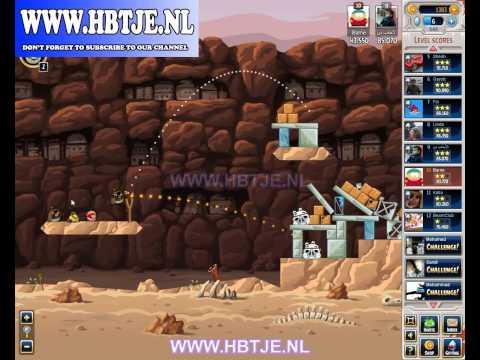 Angry Birds Star Wars Tournament Level 1 Week 32 (tournament 1) facebook
