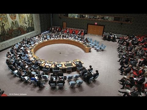 Russia and US clash over Ukraine at UN Security Council
