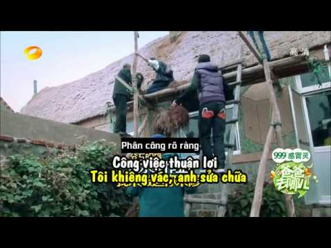 Bố Ơi Mình Đi Đâu Thế(China Ver) Tập 8 - Đảo Chim Hót