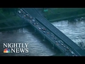 Nearly 200,000 Forced From Homes Due To Calif. Reservoir Flooding Emergency | NBC Nightly News