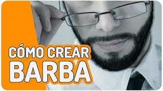 Cómo crear barba en Photoshop