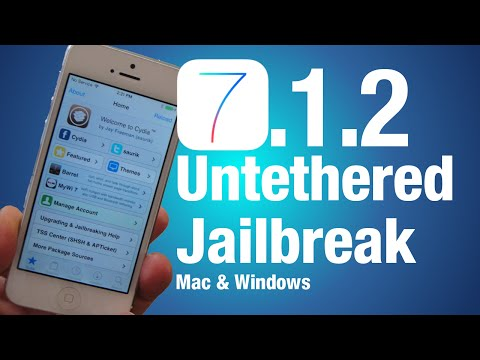 Restore jailbreak ios 7.1.2 - Restore data iphone - jailbreak untethered