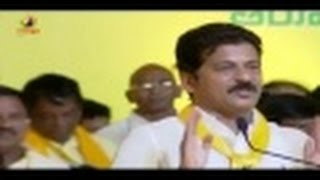 Revanth Reddy Makes Fun of KCR and His Family at TDP Mahanadu