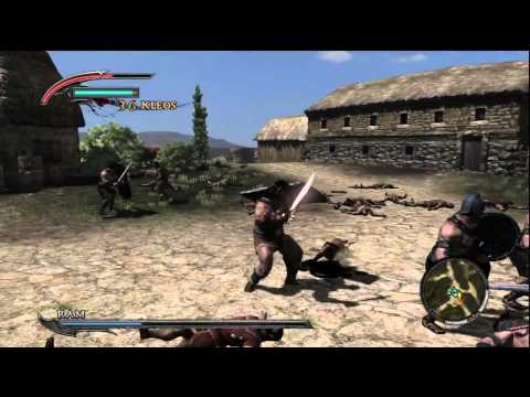 Warriors: Legends of Troy - Chapter 7 Renown HD Gameplay
