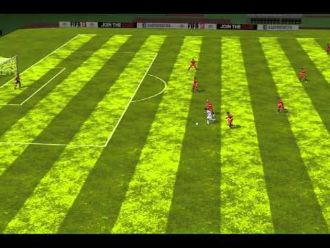 FIFA 13 iPhone/iPad - RCD Mallorca vs. Real Madrid