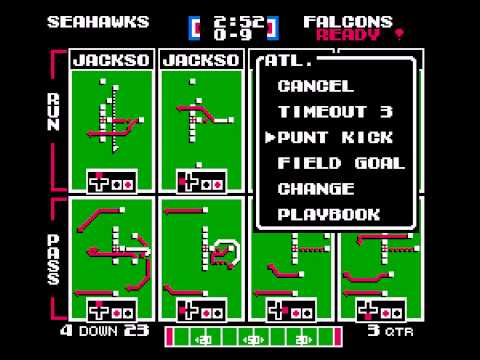 Tecmo Super Bowl 2014 (tecmobowl.org hack) - Netplay Tournament Week 8: hightoes vs Davideo7 - User video