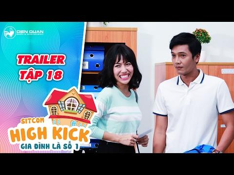 Gia đình là số 1 sitcom | trailer tập 18: Diệu Nhi Quang Tuấn liên tục gặp rắc rối với thầy hiệu phó