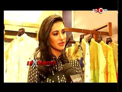 Nargis Fakhri goes shopping with zoOm! - EXCLUSIVE