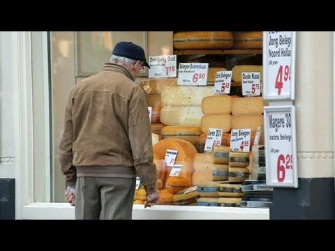 Shock drop in March eurozone inflation increases pressure for action from ECB - economy