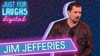 Jim Jefferies: Supporting The Troups