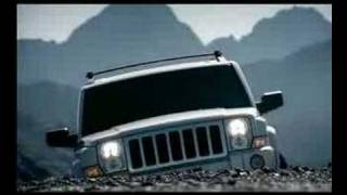alexandre montez tv commecial for jeep commander
