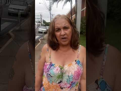 Vídeo Munícipes indignados com o caos na saúde denunciam demora na Santa Casa