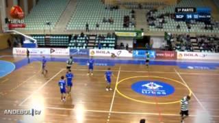Andebol :: 10J :: Sporting - 33 x Passos Manuel - 22 de 2013/2014