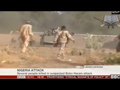 At Least 30 Dead In Church Attacks In Nigeria