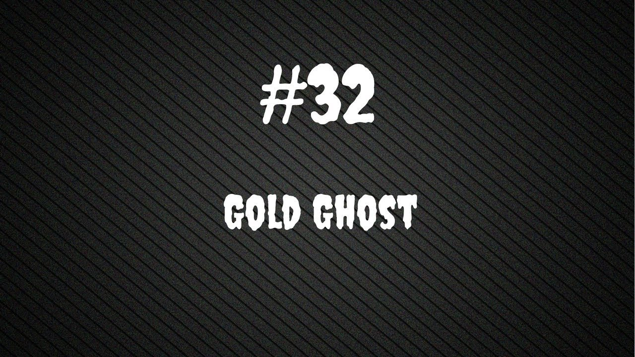 [Creepypasta Pokemon] Gold Ghost - YouTube