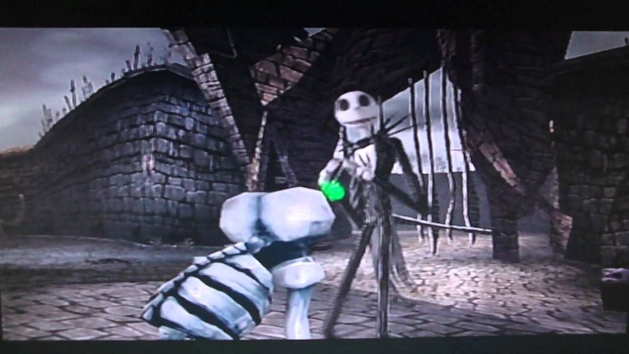 The Nightmare Before Christmas Oogie's Revenge Part 1 - YouTube