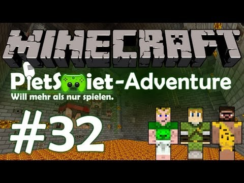 Let's Play Minecraft Adventure-Maps [Deutsch/HD] - PietSmiet-Adv #32