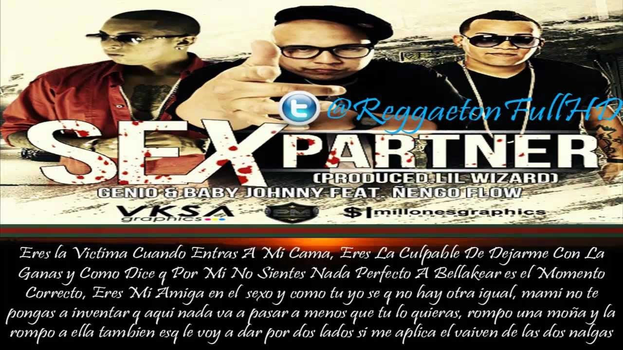 sex lyrics Reggaeton