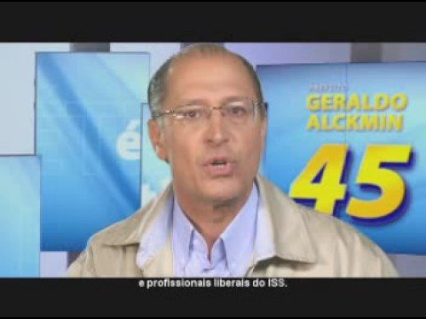 Impostos - Geraldo Alckmin Prefeito 45