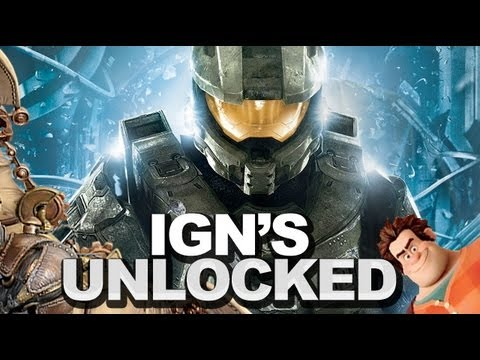 IGN's Unlocked Episode 74 - 343 on Halo 4, Bioshock Infinite Pre-Orders, and Wreck-it Ralph