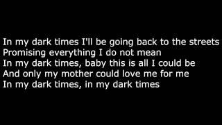 The Weeknd – Dark Times Ft. Ed Sheeran Lyrics