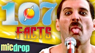 107 Queen Facts YOU Should Know (Ep. #54) -  MicDrop