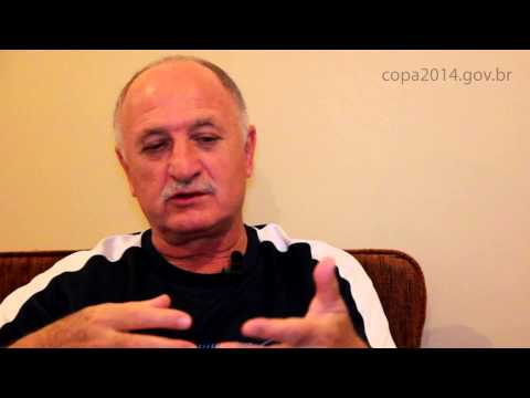Histórias das Copas - Luiz Felipe Scolari