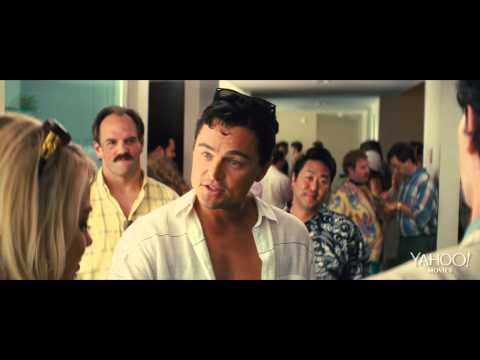 THE WOLF OF WALL STREET Clip: Jordan Meets Naomi
