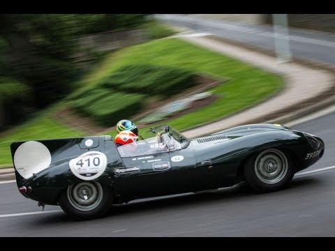 Joining Jaguar, Leno, Kidd, Senna and Brundle on the Mille Miglia 2014