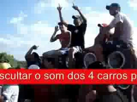 Campeonato de Som em Ipatinga Pesadão Som x Intercar