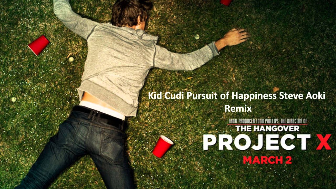 Download Kid Cudi Pursuit Of Happiness Project X