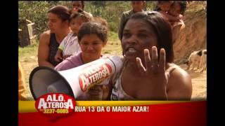 Moradores do Bairro Landi, em Ribeir�o das Neves, reclamam de abandono do poder p�blico