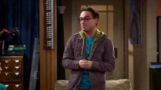 The Big Bang Theory Leonard's Mother Visit
