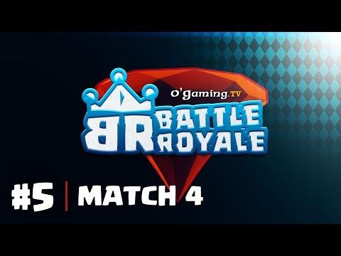 👑 Battle Royale 👑 - Épisode 5 : Distribution de Douceurs !