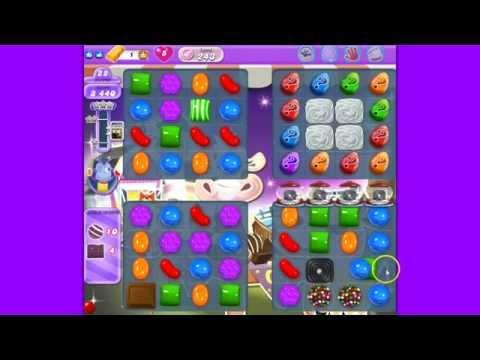 Candy Crush Saga DreamWorld level 243
