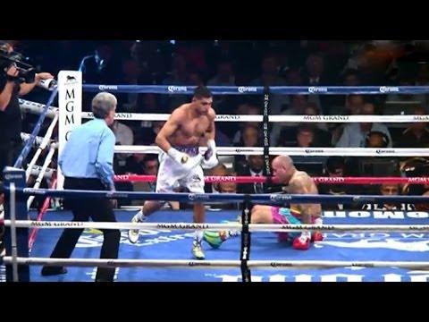 Amir Khan vs Luis Collazo