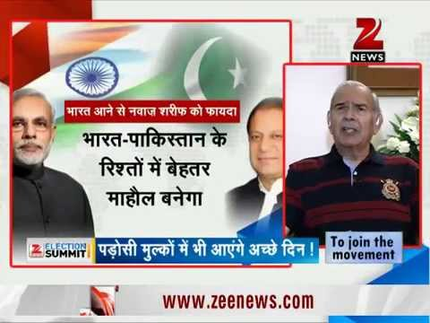 Zee Election Summit: Will Sharif-Modi`s meeting lead to improved relations?