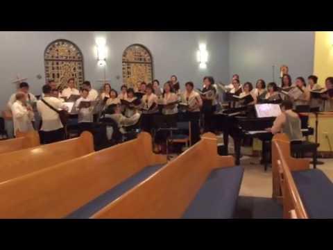 Simbang Gabi Grand Choir Filipino Ministry Diocese of Orlando