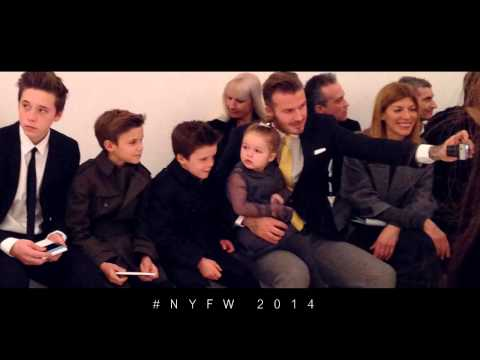 The Beckham Family:2014