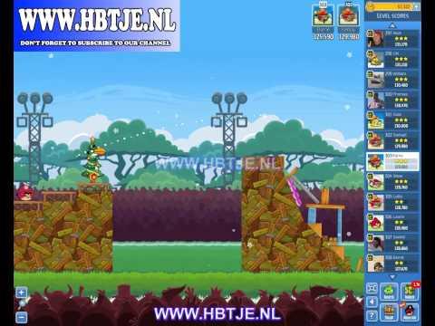 Angry Birds Friends Tournament Week 95 Level 2 high score 145k (tournament 2)