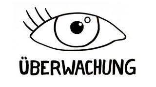 Überwachungsstaat Was ist das Video-Clip Manniac 2013