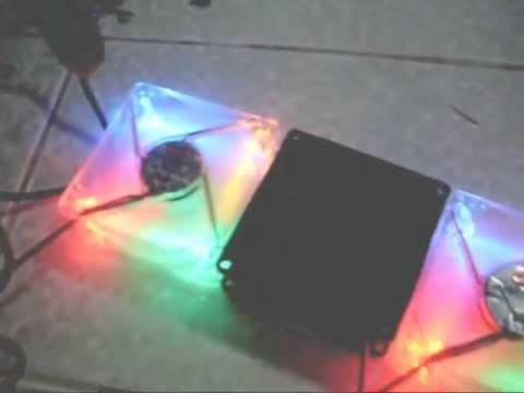 Como hacer base cooler para notebook