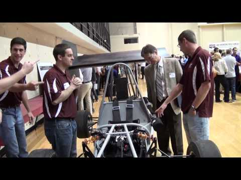 Texas A&M Engineering Project Showcase -- Industry