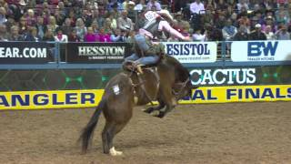 Round 5 - 2015 Wrangler NFR presented by Polaris RANGER