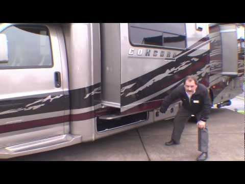 Stock #2349- 2013 30-foot Concord Class C Motor Home by Coachman