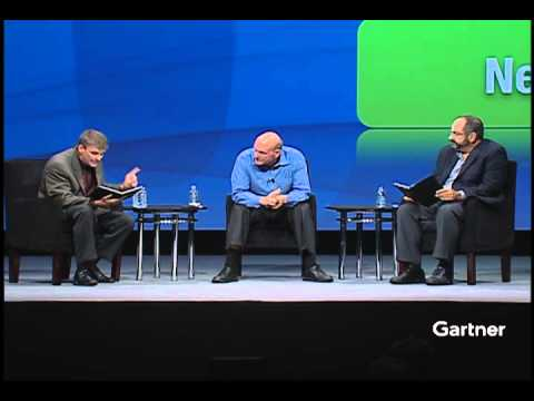 Steve Ballmer, CEO Microsoft, interviewed at Gartner Symposium/ITxpo Orlando 2010