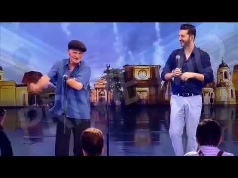 Moldova Are Talent - Piotr Chiorsac 03.10.2014 Sezonul 2 Ep.3