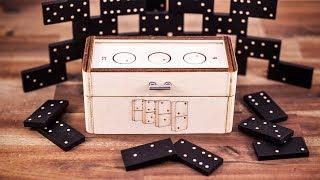 The IMPOSSIBLE Domino Puzzle Box!!