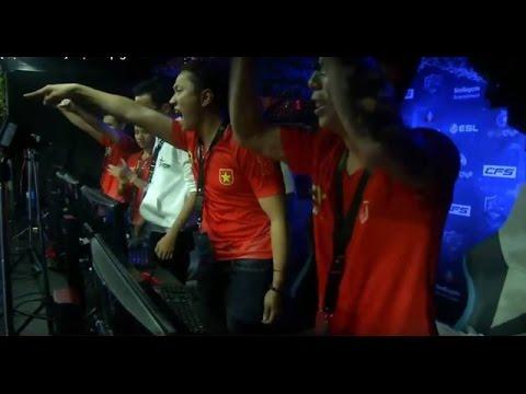 CFS 2016: ►BOSS.CFVN (Việt Nam) vụt xa tầm tay Cúp vô địch trước AG(Trung Quốc) #2 Tàu Ngầm