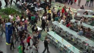 (Official) DANCE This Flash Mob @ Seattle Library